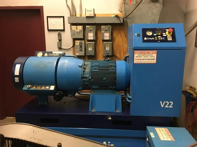 air compressor installation Woburn