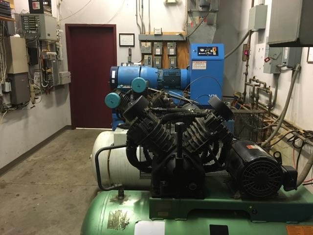 air compressor installation Worcester MA